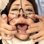 美熟女が侮辱していた男に軟禁されて鼻穴を弄ばれる5方向鼻フック鼻舐めSM動画