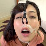 美熟女に鼻フックで屈辱ブタ顔恥辱を味わわせ鼻穴にザーメンぶっかけ射精SM動画