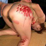 変態願望のセレブ妻を緊縛拘束して蝋燭やアナル浣腸で悶絶させる饗宴SM調教動画
